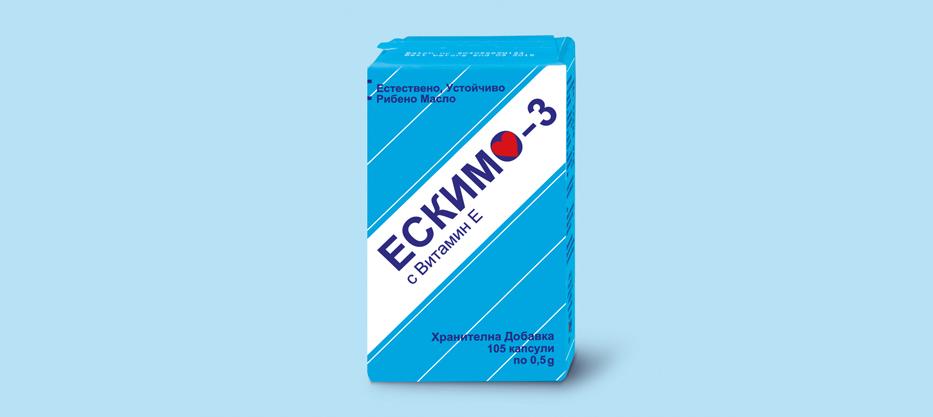 ESKIMO-3, 105 капсули